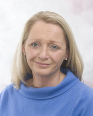 Jenny Gavin, Staff Governor for Clinical Support