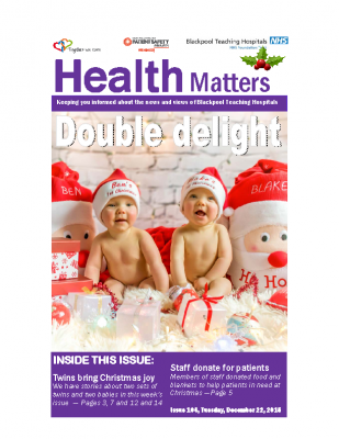 Health Matters Issue 104