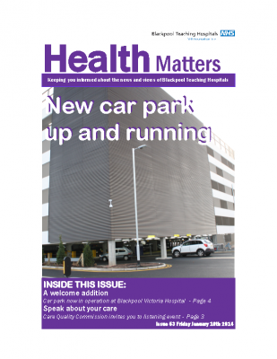Health Matters Issue 53