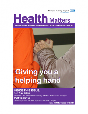 Health Matters Issue 54
