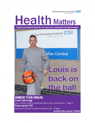 Health Matters Issue 55  2014