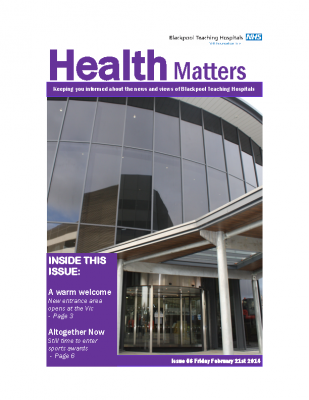 Health Matters Issue 56  2014