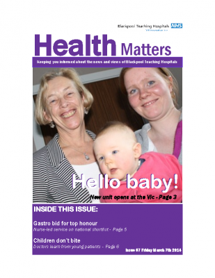 Health Matters Issue 57  2014