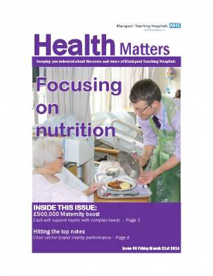 Health Matters Issue 58 2014