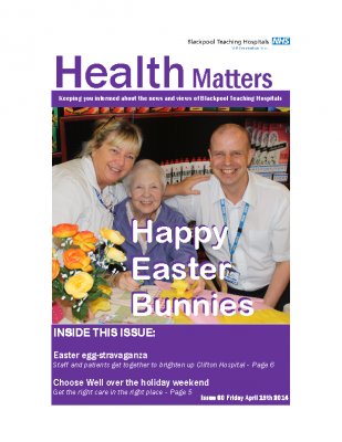 Health Matters Issue 60  2014