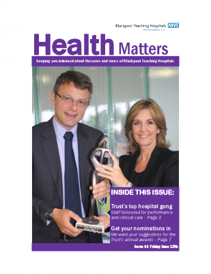 Health Matters Issue 64 2014