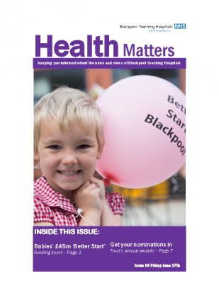 Health Matters Issue 65 2014