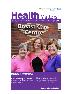 Health Matters Issue 66  pdf 2014