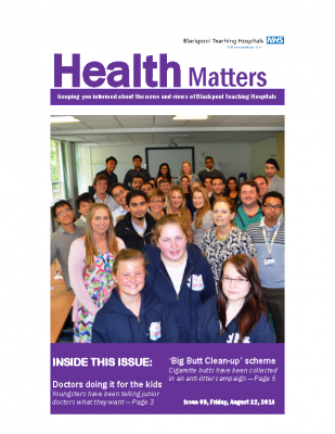 Health Matters Issue 69  2014 pdf