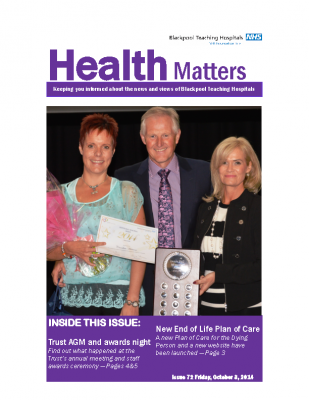 Health Matters Issue 72 2014 pdf