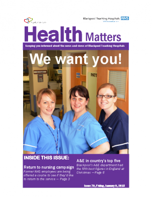 Health Matters Issue 79