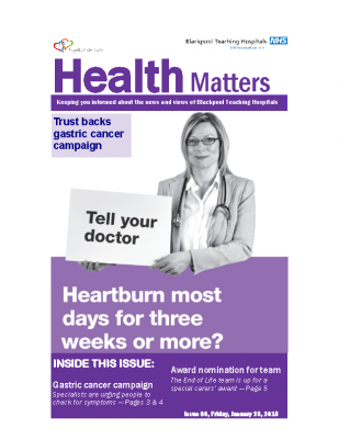 Health Matters Issue 80