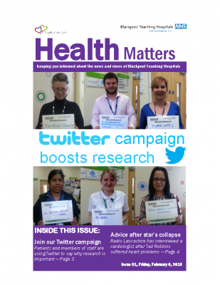 Health Matters Issue 81
