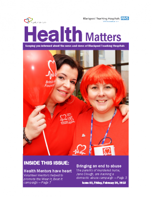 Health Matters Issue 82