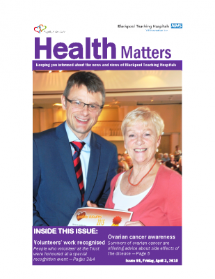 Health Matters Issue 85
