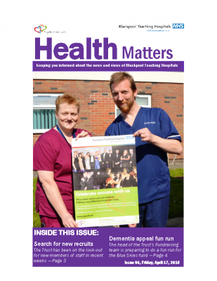 Health Matters Issue 86