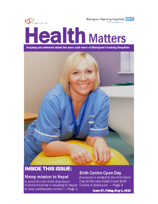 Health Matters Issue 87