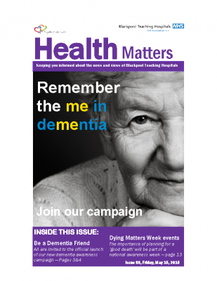 Health Matters Issue 88