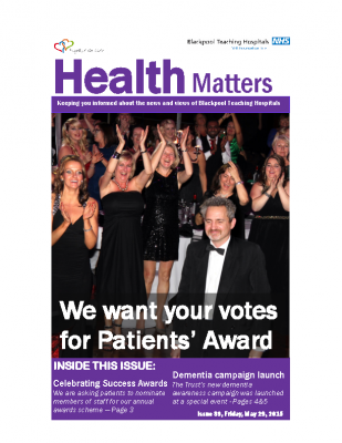 Health Matters Issue 89