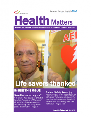 Health Matters Issue 92