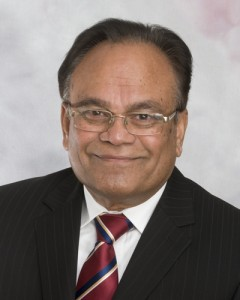 Zacky Hameed, Public Governor for Blackpool