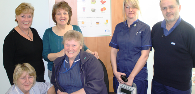 The Continence Service Team