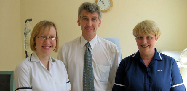 Gynaecological Unit Staff