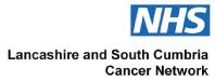 logo - Lancashire and South Cumbria Cancer Network