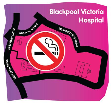 Stop Smoking at BVH Map