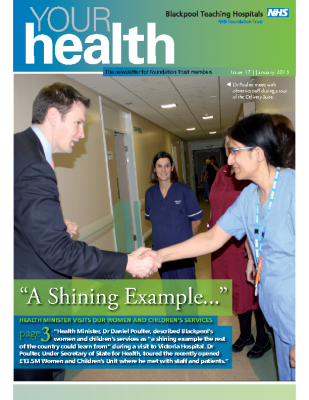 Issue 17 – January 2013