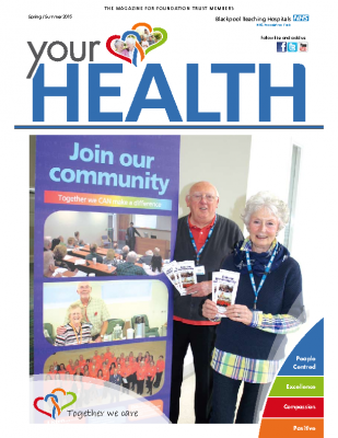 Your Health – Issue 22, June 2015