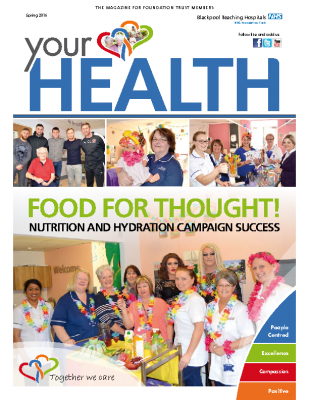 Your Health –  Issue 23, Spring 2016