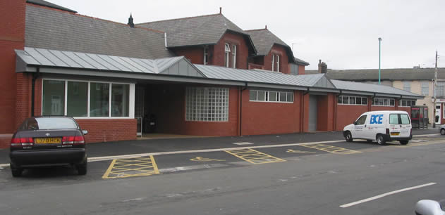 Fleetwood is a community hospital that serves residents from Wyre and beyond.
