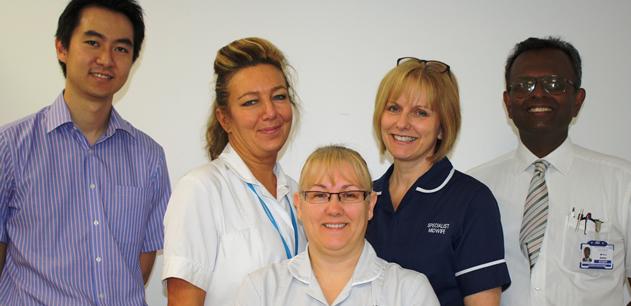 Diabetes in Pregnancy Staff