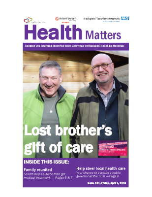 Health Matters Issue 111