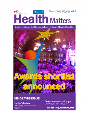 Health Matters Issue 122