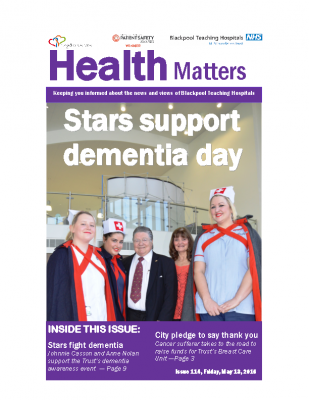 Health Matters Issue 114 May 13 pdf
