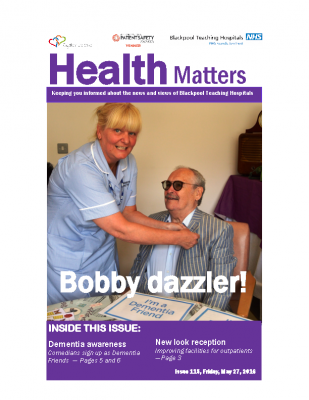 Health Matters Issue 115 May 27