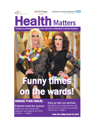 Health Matters issue 110