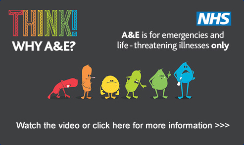 Think! Why A&E?