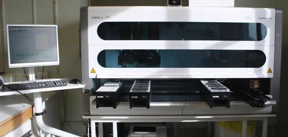 Microbiology - Virology Department Equipment
