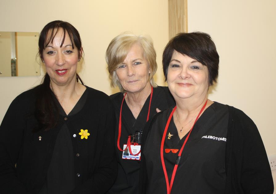 Phlebotomy Outpatients Staff
