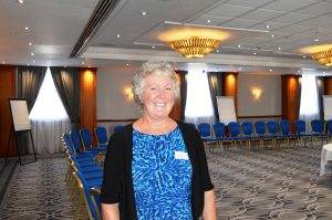 Deborah Loftus, Lead Nurse for Cancer and End of Life Care at Blackpool Teaching Hospitals