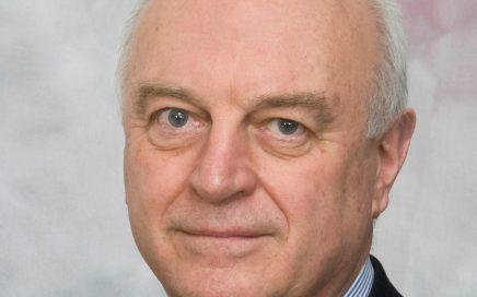 Chairman Ian Johnson, Blackpool Teaching hospitals NHS Foundation Trust
