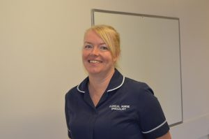 Jo Hartley, Lead Enhanced Recovery Nurse