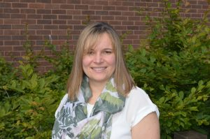 Jessica Jones, Macmillan Clinical Transformation Lead for the Trust