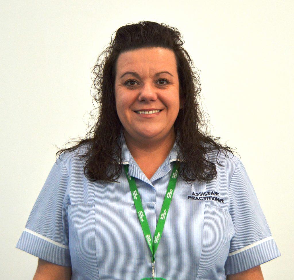 Care Coordinator Michelle Forsyth