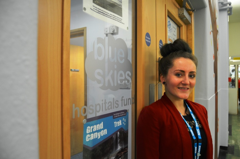 BLUE Skies Hospitals Fund, the charity of Blackpool Teaching Hospitals NHS Fund, has welcomed a new member of the team.        BlackpoolÂ's Lauren Codling, 22, has lobbied parliament for carersÂ' rights, been a national gymnast, is a self-taught singer and guitar player and is also a part-time...