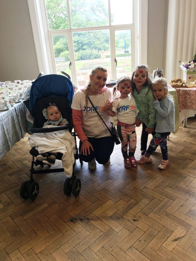 Health Trust S Children S Diabetes Team Supports Charities