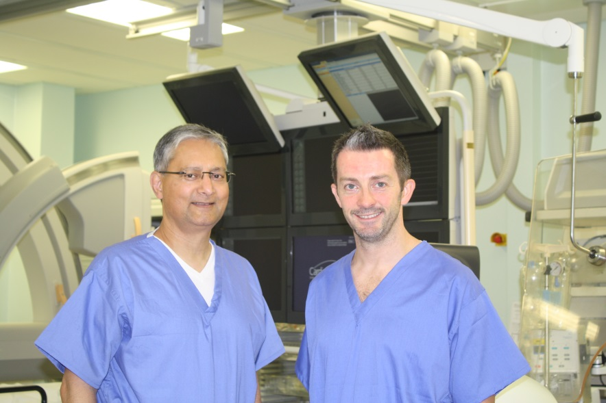 A surgeonÂ's pioneering work is attracting the attention of clinicians from across the world.        Dr Scott Gall, a Consultant Cardiologist and Electrophysiologist at the Lancashire Cardiac Centre based at Blackpool Victoria Hospital, has become known as an expert across the world on laser...